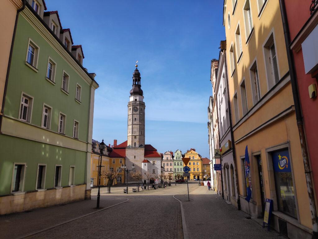 Bolesławiec - rynek