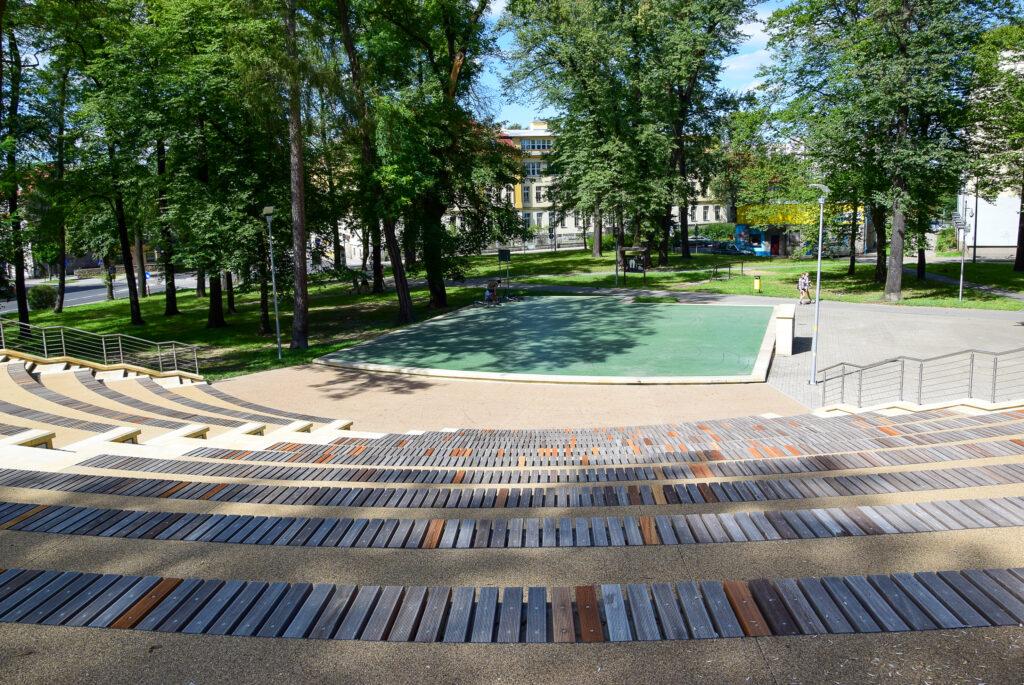 Amfiteatr w Bolesławcu