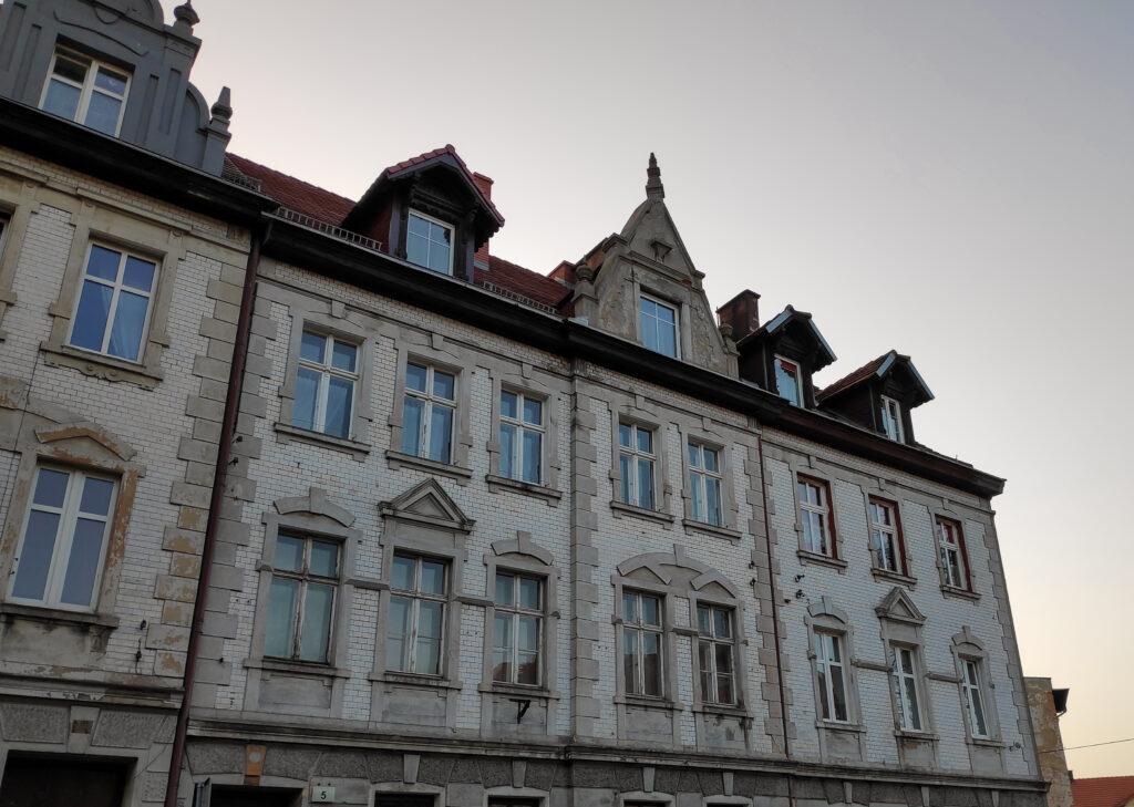 Ciekawe budynki Bolesławiec
